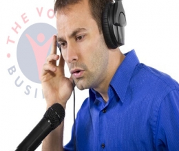 Voice Skills For TV Presenters (VTV)